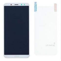 Huawei Mate 10 Lite LCD Display + Dotyková Deska + Přední Kryt Gold (Service Pack)