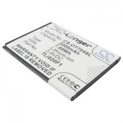 CS-OT704SL Baterie 2000mAh Li-Pol pro Alcatel One Touch Pop C7