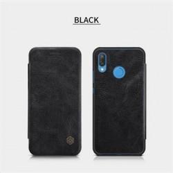Nillkin Qin Folio Pouzdro Black pro Huawei P20 Lite