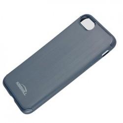 Kisswill TPU Brushed Pouzdro Blue pro Samsung A730 Galaxy A8 Plus