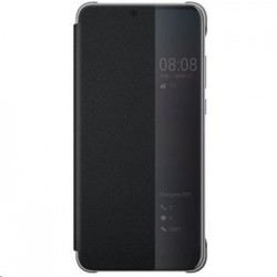Huawei Original S-View Pouzdro Black pro Huawei P20 (EU Blister)