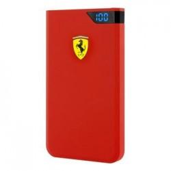 FEPBI606RE Ferrari LCD PowerBank 5000mAh Red