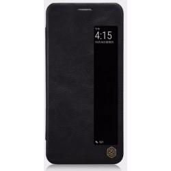Nillkin Qin S-View Pouzdro Black pro Huawei P20 Pro