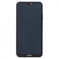 Huawei P20 Lite LCD Display + Dotyková Deska Black (Service Pack)