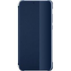 Huawei Original S-View Pouzdro Blue pro Huawei P20 (EU Blister)