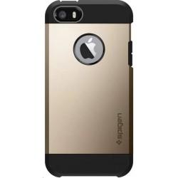 Spigen Tough Armor for iPhone 5/5s/SE Champagne Gold (EU Blister)