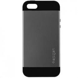 Spigen Slim Armor for iPhone 5/5s/SE Satin Silver (EU Blister)
