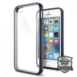 Spigen Ultra Hybrid for iPhone 5/5s/SE Metal Slate (EU Blister)