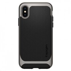 Spigen Case Neo Hybrid for iPhone X Gun Metal (EU Blister)