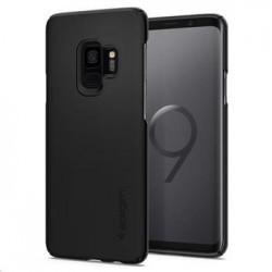 Spigen Thin Fit for Samsung Galaxy S9 Black (EU Blister)