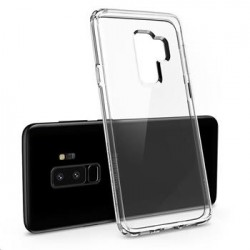 Spigen Ultra Hybrid for Samsung Galaxy S9+ Crystal Clear (EU Blister)