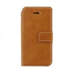 Molan Cano Issue Book Pouzdro pro Huawei P20 Lite Brown