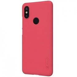 Nillkin Super Frosted Zadní Kryt Red pro Xiaomi Mi A2