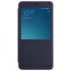 Nillkin Sparkle S-View Pouzdro Black pro Xiaomi Mi A2