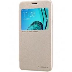Nillkin Sparkle S-View Pouzdro Gold pro Xiaomi Mi A2