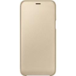 EF-WA600CFE Samsung Flip Case Gold pro Galaxy A6 2018 (EU Blister)