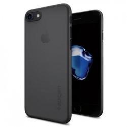 Spigen Air Skin Cover pro iPhone 7/8 Black (EU Blister)