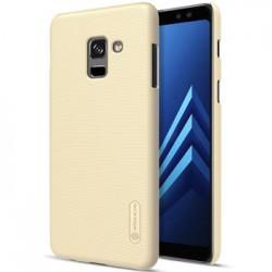 Nillkin Super Frosted Zadní Kryt Gold pro Samsung A605 Galaxy A6 Plus