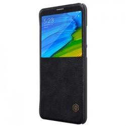 Nillkin Qin S-View Pouzdro Black pro Xiaomi Mi A2