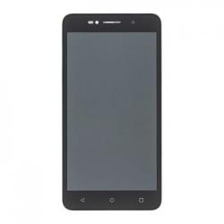 Alcatel A2 XL 8050D LCD Display + Dotyková Deska + Přední Kryt Black