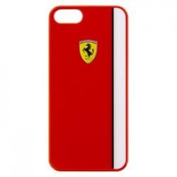 FELIHCPSERE Ferrari Scuderia Hard Case Red White pro iPhone 5/5S/SE