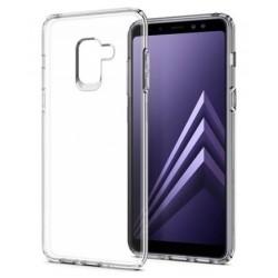 Spigen Liquid Crystal Clear pro Samsung A8 2018 (EU Blister)