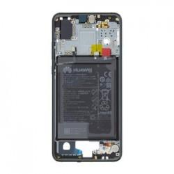 Huawei P20 Střední Díl Blue (Service Pack)