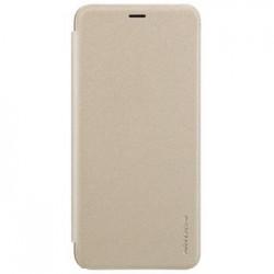 Nillkin Sparkle Folio Pouzdro Gold pro Samsung J600 Galaxy J6