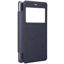 Nillkin Sparkle S-View Pouzdro Black pro Xiaomi Redmi 6A