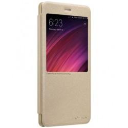 Nillkin Sparkle S-View Pouzdro Gold pro Xiaomi Redmi 6A