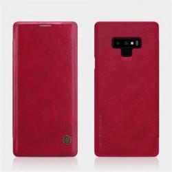 Nillkin Qin Book Pouzdro pro Samsung N960 Galaxy Note 9 Red