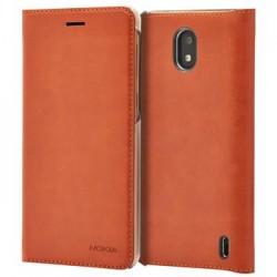 CP-304 Nokia Slim Flip Pouzdro pro Nokia 2 Brown (EU Blister)