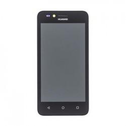 Huawei Y3 II 4G LCD Display + Dotyková Deska Black (Service Pack)