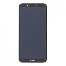 Huawei Y7 Prime 2018 LCD Display + Dotyková Deska Black (Service Pack)