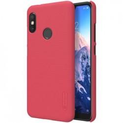 Nillkin Super Frosted Zadní Kryt Red pro Xiaomi Mi A2 Lite