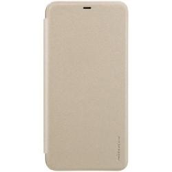 Nillkin Sparkle Folio Pouzdro Gold pro Xiaomi Mi A2 Lite