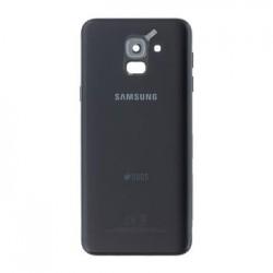 Samsung J600 Galaxy J6 2018 Kryt Baterie Black (Service Pack)