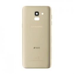 Samsung J600 Galaxy J6 2018 Kryt Baterie Gold (Service Pack)