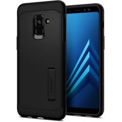 Spigen Slim Armor CS for Samsung Galaxy A8 2018 Black (EU Blister)