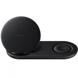 EP-N6100TBE Samsung DUO Podložka pro Bezdrátové Nabíjení Black (EU Blister)