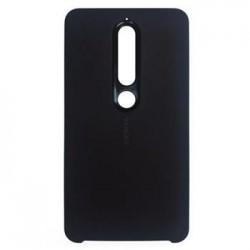 CC-505 Nokia Soft Touch Case pro Nokia 6.1 Blue (EU Blister)