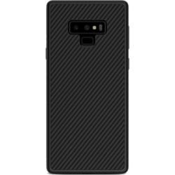 Nillkin Synthetic Fiber Ochranný Zadní Kryt Carbon Black pro Samsung N960 Galaxy Note 9