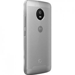 Made by Motorola Crystal Soft Pouzdro Transparent pro Motorola E5 (EU Blister)