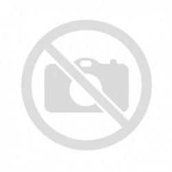 KLHCI61SLBKS Karl Lagerfeld Silver Logo Silicone Case Black pro iPhone 6.1