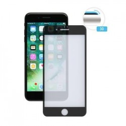 Tactical Tvrzené Sklo 2.5D Black pro iPhone 6/6S (EU Blister)
