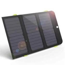 Allpowers AP-SP-002-BLA Solární Dobíječ 21W + 6000mAh PowerBank (EU Blister)