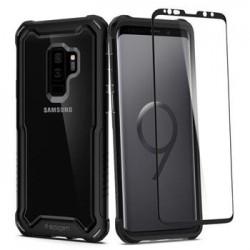Spigen Hybrid 360 for Samsung Galaxy S9+ Black (EU Blister)