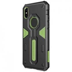 Nillkin Defender II Ochranné Pouzdro Green pro iPhone XS Max