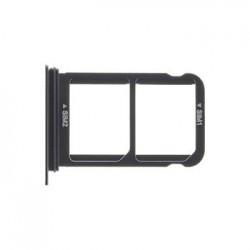 Huawei P20 Držák SIM/Pam.Karty Black (Service Pack)