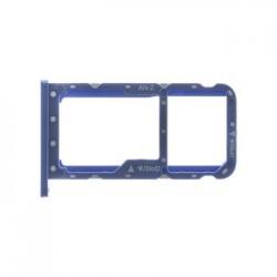Huawei P20 Lite Držák SIM/Pam.Karty Blue (Service Pack)